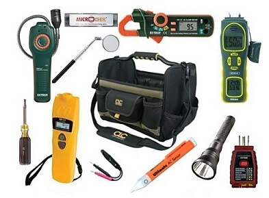 Deluxe home inspector toolkit for sale online