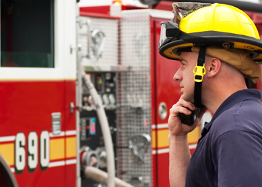 Home Inspector training course discounts for firefighters and EMT