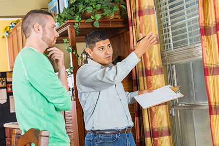 Become a part-time home inspector